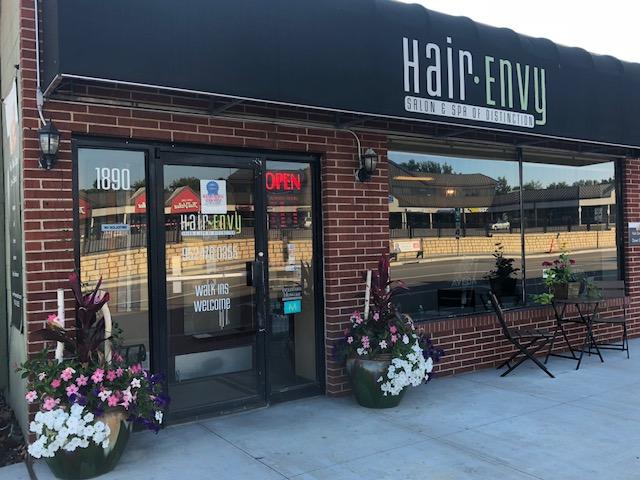 Hair Envy Salon And Spa Of Distinction Hair And Nail Salon
