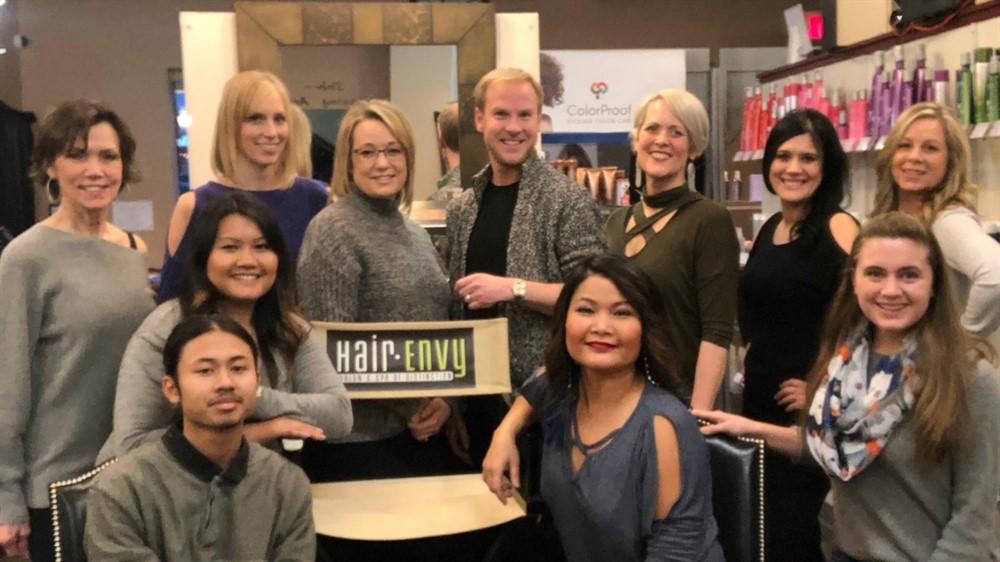 Hair Envy Salon and Spa of Distinction - Hair and Nail Salon in Long ...